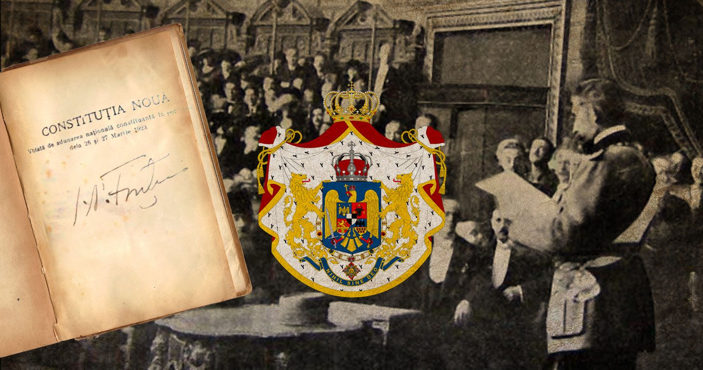 29 iunie, ziua in care tara noastra a PRIMIT numele de Romania