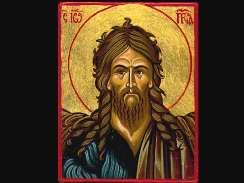 Crestinii sarbatoresc nasterea Sfantului Ioan Botezatorul si Sanzienele