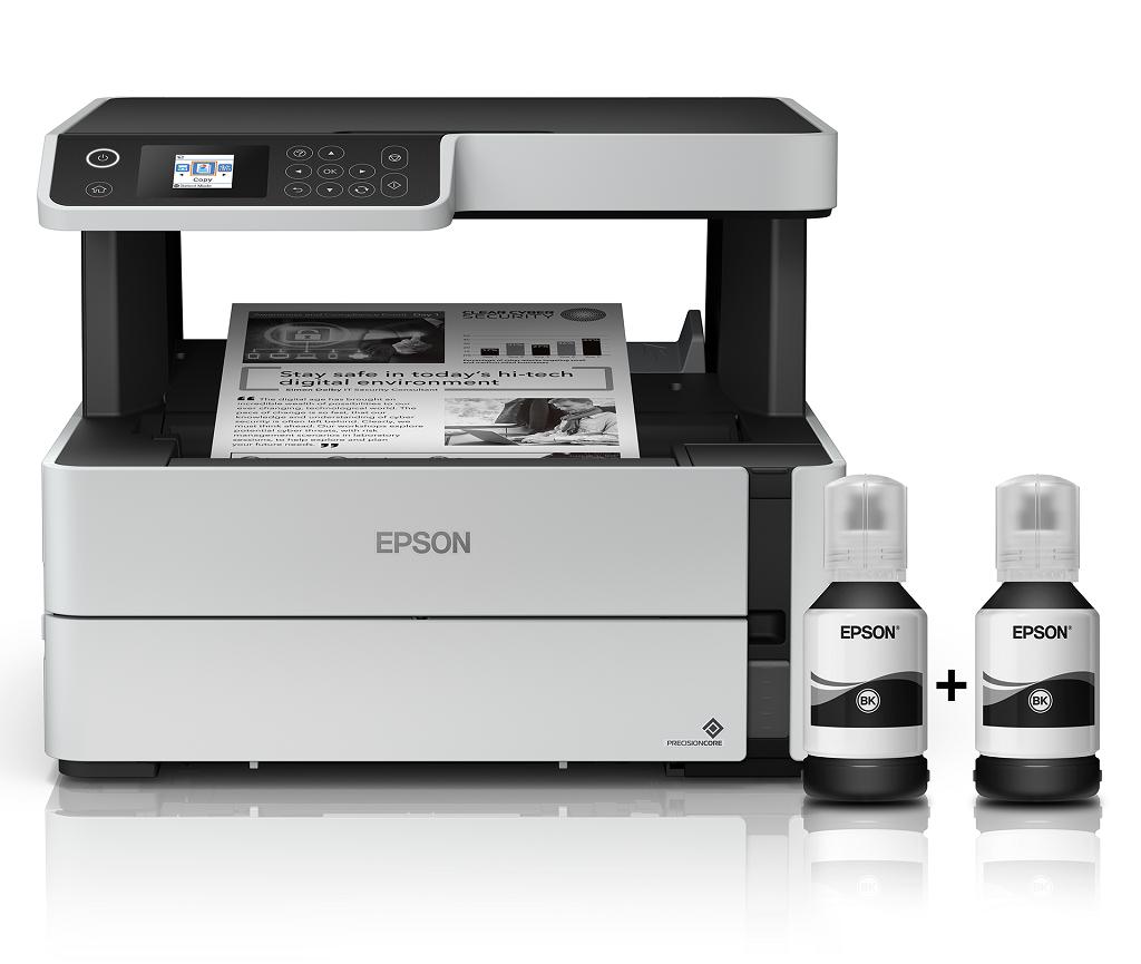 Epson lanseaza in Romania 3 imprimante cu jet de cerneala
