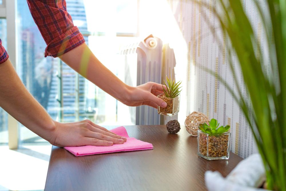 Metode eficiente pentru a avea o casa curata