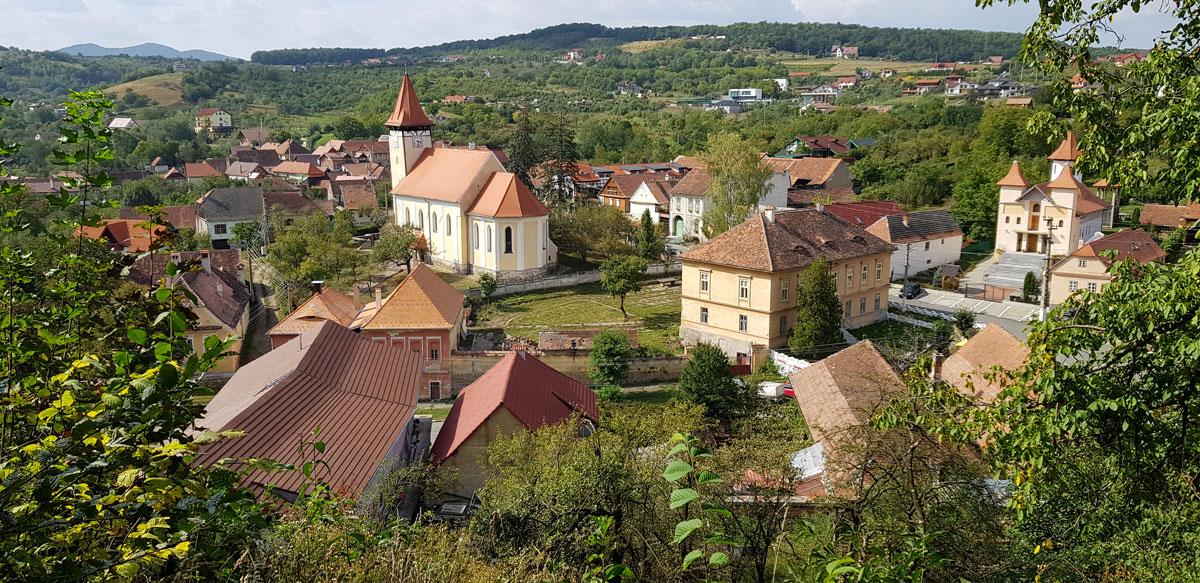 Satul Cisnadioara, un obiectiv turistic cu o importanta culturala