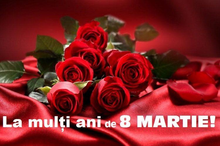Mesaje de 8 martie – Felicitari, Urari, Sms-uri