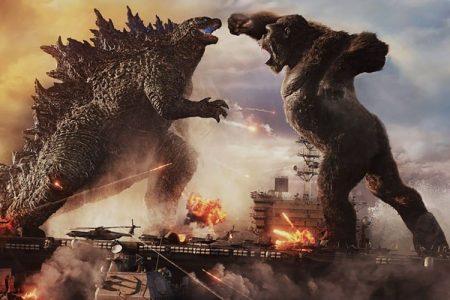"""""""Godzilla vs. Kong"""" stabileste un record major in epoca pandemica"""